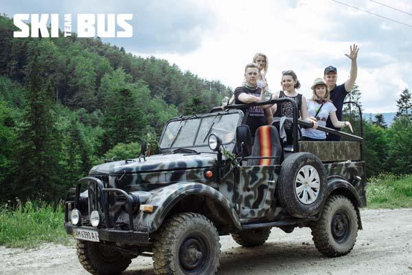 Активный VIP тур в Карпаты за 575 руб/8 дней. Туруслуга включена!