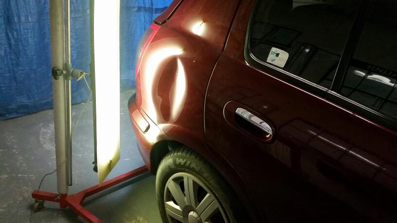 Удаление вмятин на автомобиле со скидкой до 60%