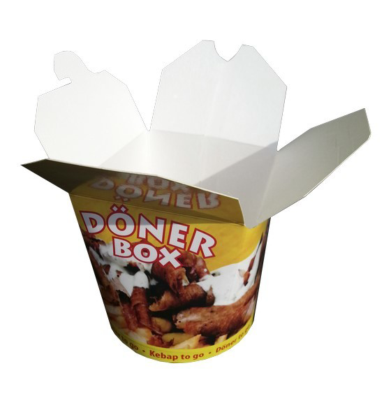 "Донер в хлебной лепешке, DonerBOX от ""MC Doner"" за 4 руб."