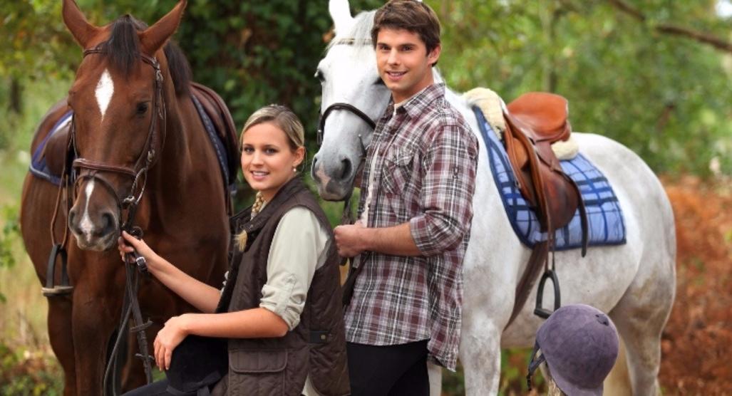 Романтическая прогулка верхом, конный поход, программа для всей семьи от 40 руб.