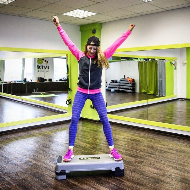 """Абонемент на любое направление в фитнес-зале """"KiVi"""" от 4,88 руб./занятие"""