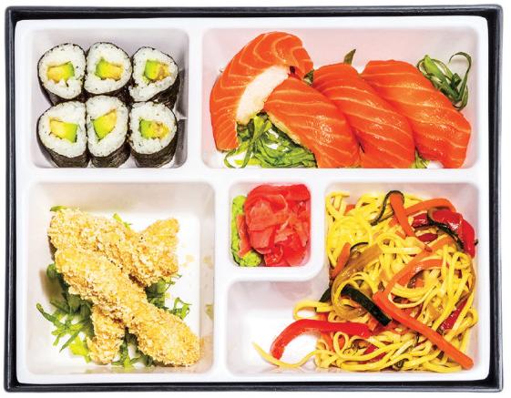 """Ланч-сеты с доставкой или навынос от """"ЙО! Суши"""" всего от 7,20 руб."""