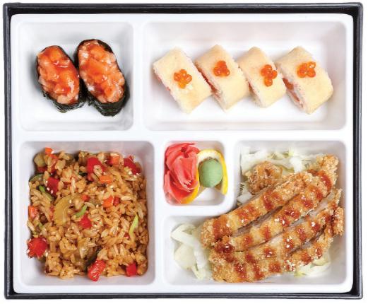 """Ланч-сеты с доставкой или на вынос от """"ЙО! Суши"""" всего от 7,20 руб."""