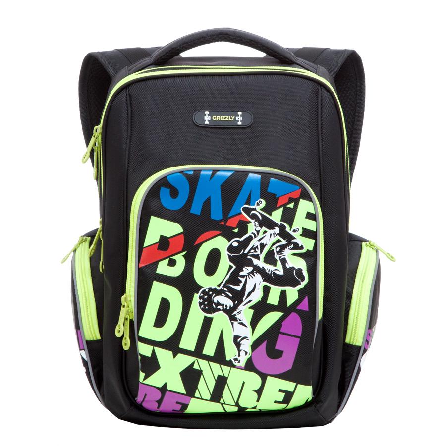 Школьные рюкзаки фирма гризли сумки рюкзаки из джинса