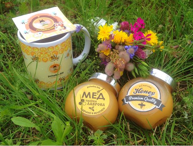 Наборы мёда ручной работы от 7,90 руб.