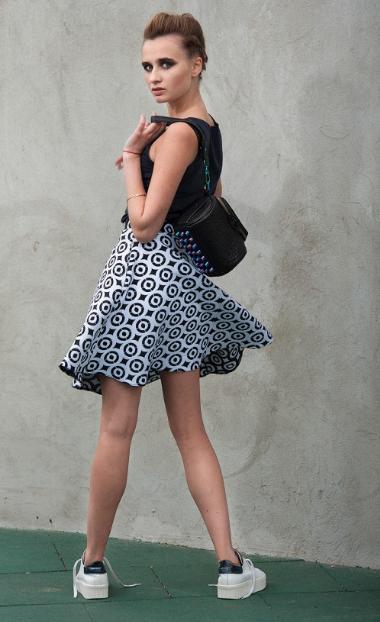 """Дизайнерские платья, блузы, юбки от японского бренда """"Misuteri"""" со скидкой 40%"""