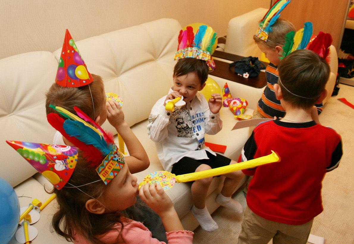 Идеи конкурсов для детского дня рождения