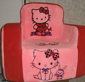 Мягкие бескаркасные детские кресла и кресла-качалки от 19 руб.