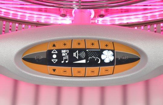 """Абонементы в вертикальный солярий от 0,50 руб/мин. в студии загара """"Megasun Fitness"""""""