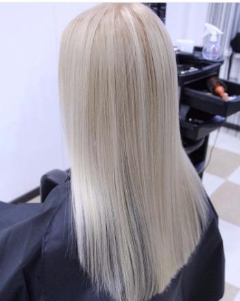 """Комплексы с окрашиванием и лечением волос от 40 руб. в салоне """"Николь"""""""