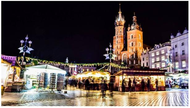 Предрождественский тур в Татры Польши и Словакии + Краков от 322 руб./6 дней