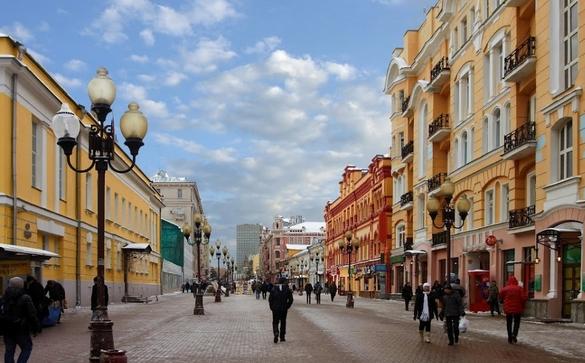 Автобусный тур в Москву от 118 руб/до 5 дней или проезд в обе стороны от 29 руб.