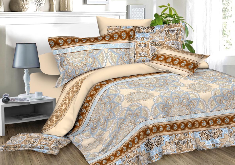 Комплекты постельного белья из сатина, поплина, перкаля всего от 36 руб.