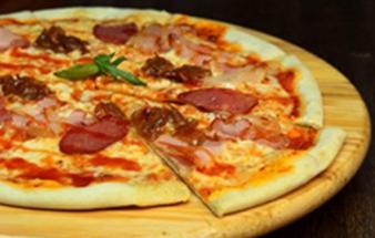 """Пиццы в лаунж-баре """"Медуза"""" всего от 4,50 руб."""