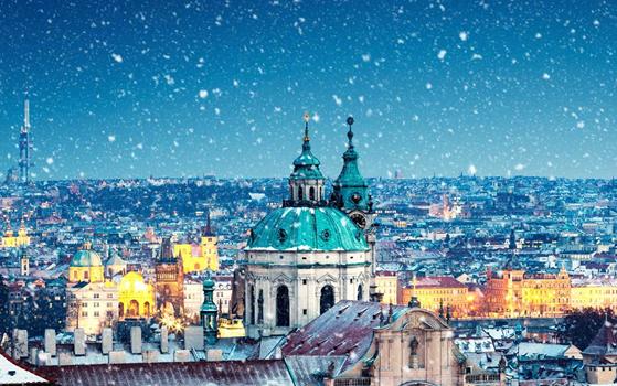 2 тура в Вену на Новый год от 240 руб/до 5 дней