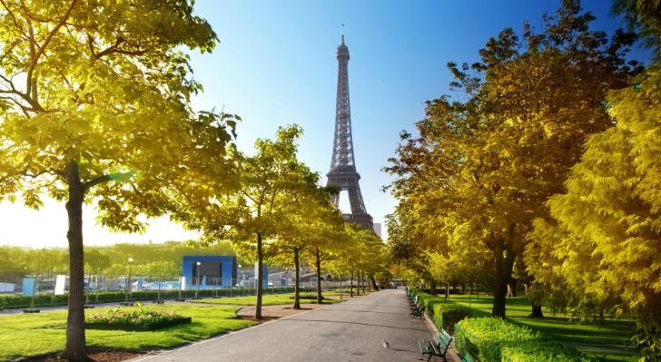 """""""Тур в Париж! + Берлин, Брюссель, Амстердам"""" от 454 руб/8 дней"""