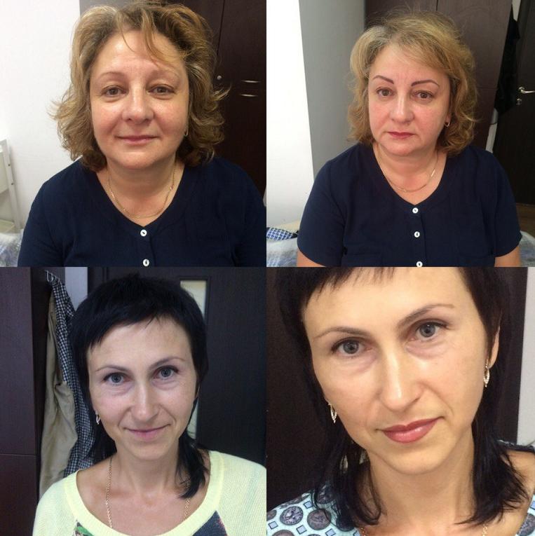 """Перманентный макияж от 17,50 руб. в студии красоты """"Метелица"""""""