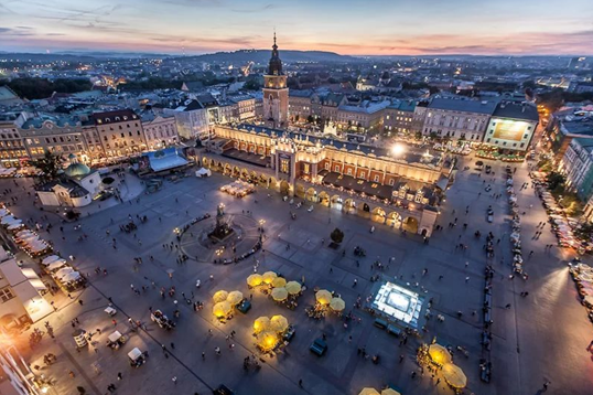 """Тур выходного дня """"2 ночи в Кракове"""" от 159 руб/5 дней гостиница в центре!"""