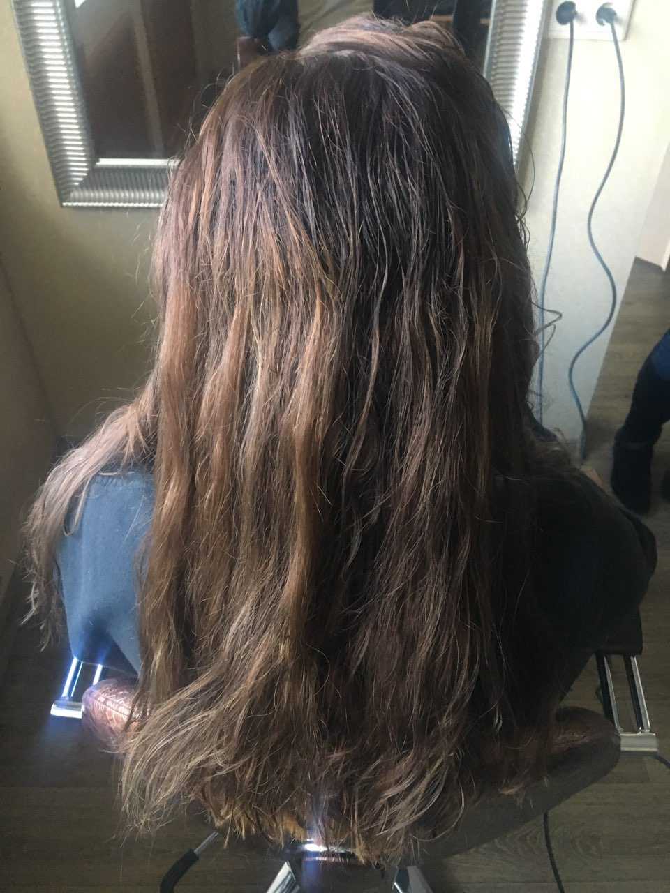 """Кератиновое выпрямление волос """"ВС Original"""", полировка, ампульное восстановление от 13,75 руб."""