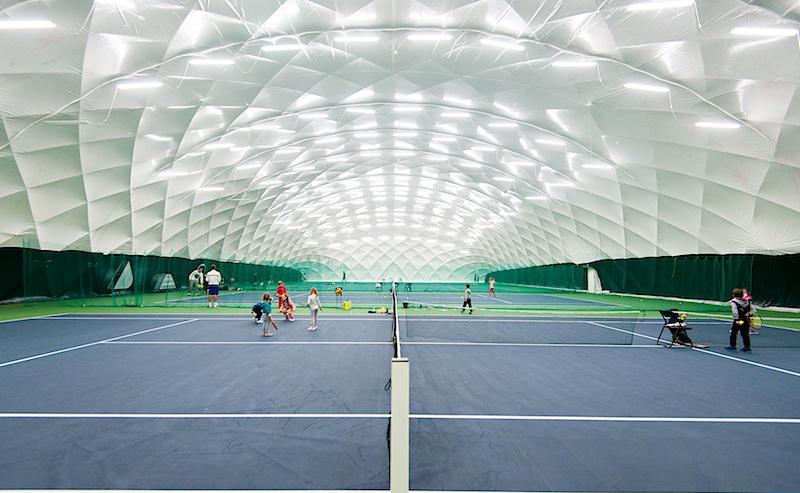 """Индивидуальная тренировка по теннису в """"АвантеКлаб"""" за 40 руб/час"""