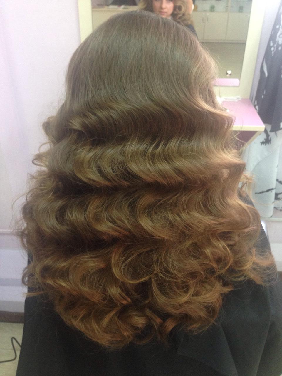 Прическа + макияж, различные виды окрашивание, плетение кос, восстановление волос от 15 руб.