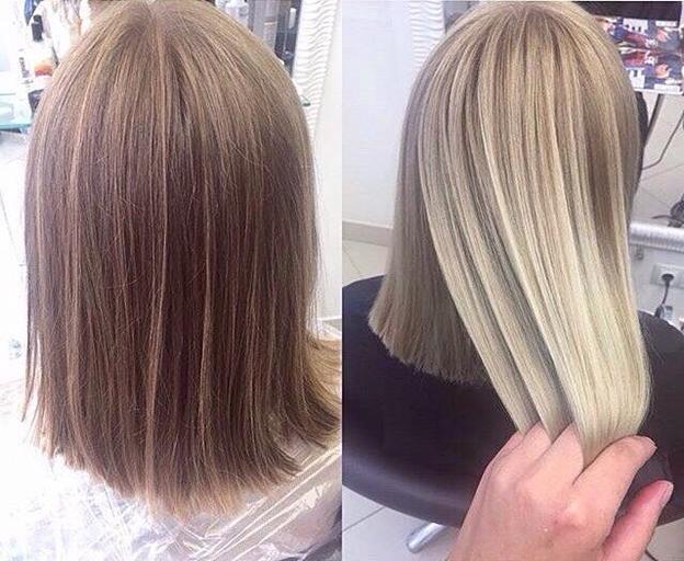 """Различные виды окрашивания, стрижка, уходы за волосами от 7,70 руб. в студии красоты """"ОЛi"""""""