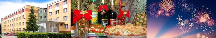 """Встреча Нового года в оздоровительном центре """"Волма"""" от 288 руб/3 дня"""