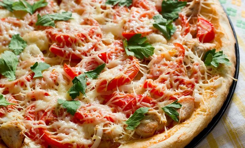 """Осетинские пироги и пиццы в кафе """"L'абрус"""" от 5,44 руб/от 410 г"""