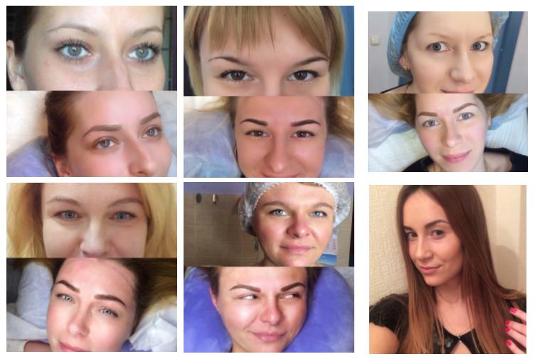 Перманентный макияж, 6D микроблейдинг от 29,90 руб. + коррекция бесплатно!