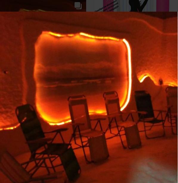 """Посещение соляной пещеры """"Бриз"""" всего от 3,50 руб."""