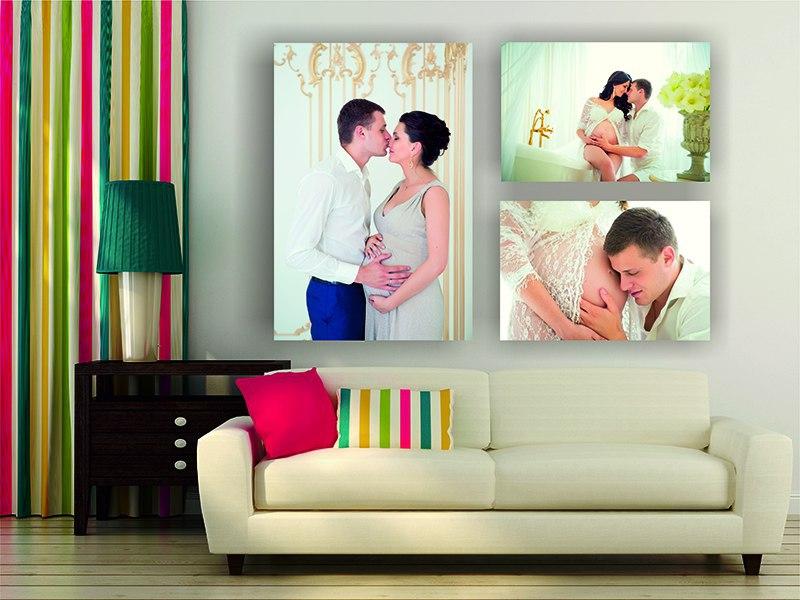 """Печать фото на холсте всего от 21 руб. красиво и выгодно с центром печати """"ProfiPrint""""!"""