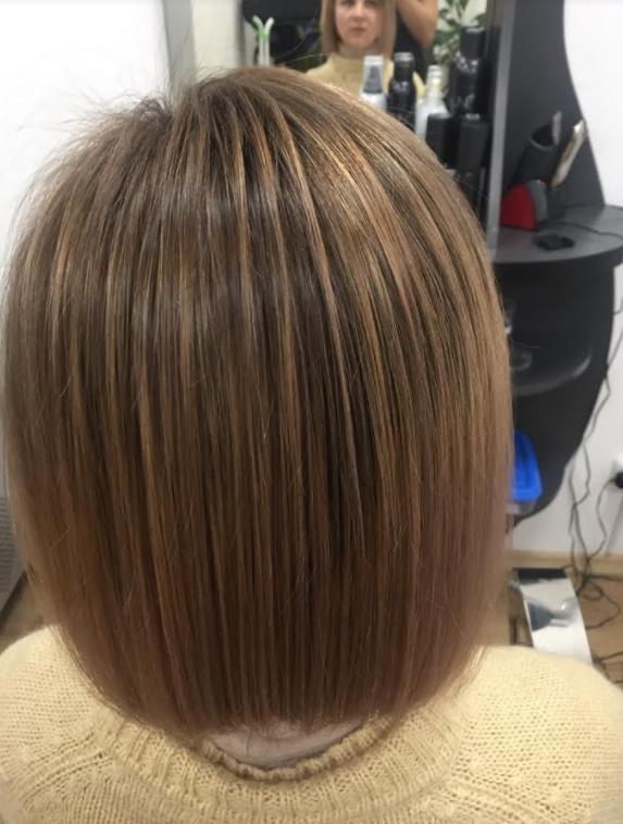 Стрижка, полировка, сложное окрашивание волос от 5 руб.