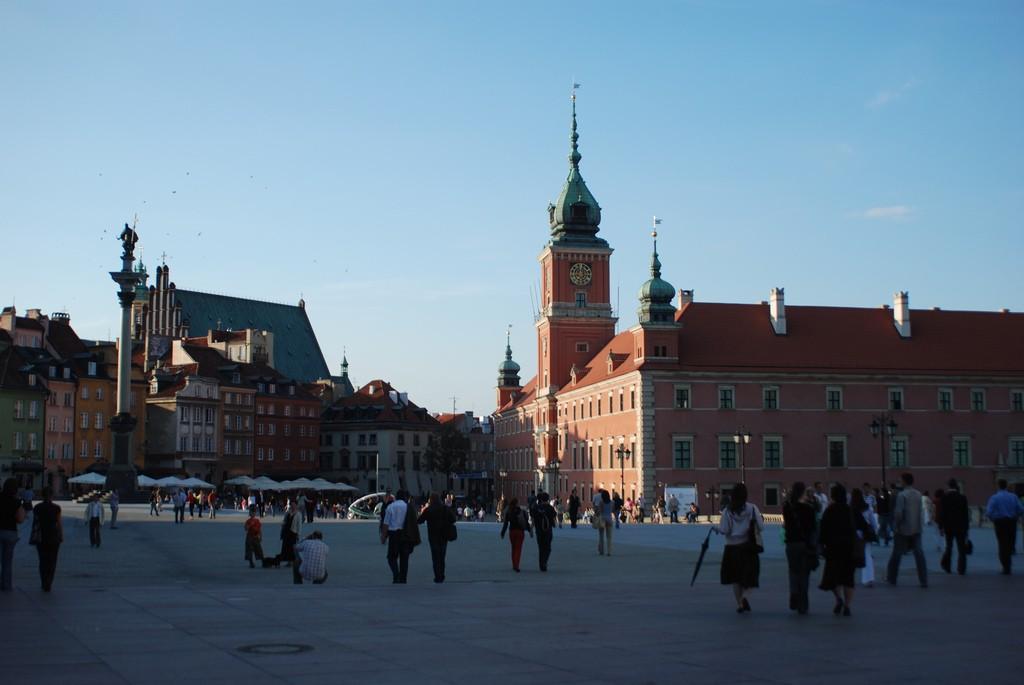 Выходные в Варшаве (экскурсия + шоппинг) от 115 руб./3 дня