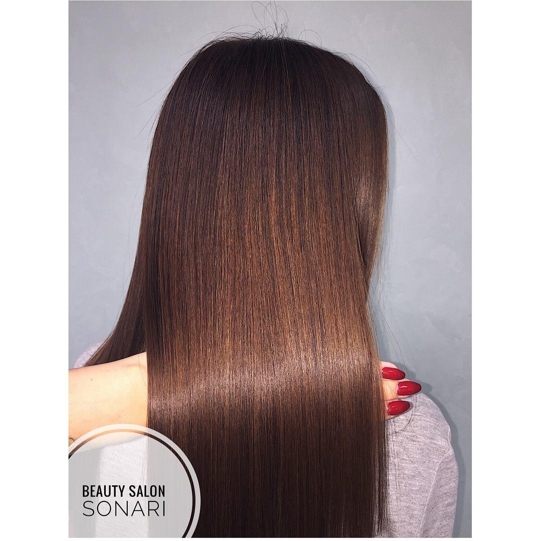 Все виды окрашивания от 40 руб, термострижка + уход за волосами от 18 руб.