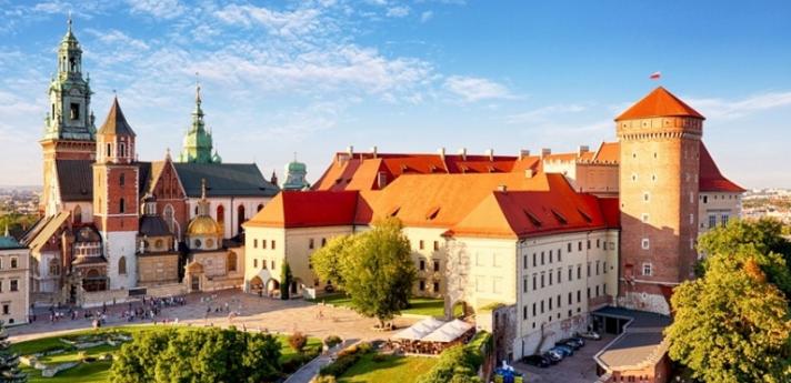 Выходные в Кракове и шопинг в Варшаве от 192 руб./3 дня