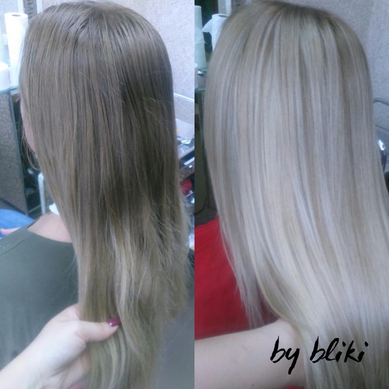 """Различные виды окрашивания волос, комплекс """"3D-окрашивание + ламинирование"""" от 40 руб."""