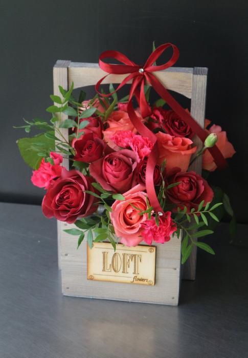 """Цветы: роза, хризантема, лилия, альстромерия, эустома, гвоздика от 0,80 руб/шт. от """"100roz.by"""""""