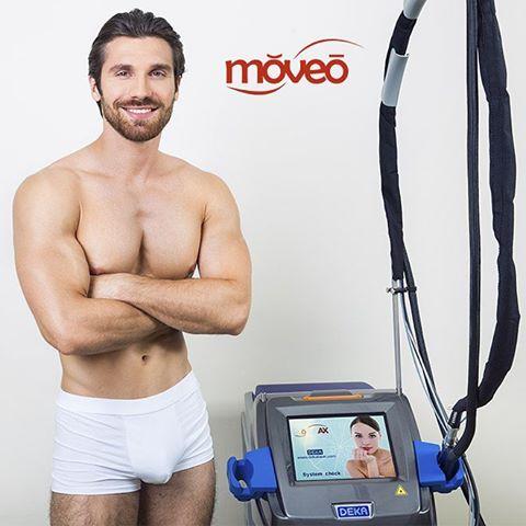 Лазерная эпиляция для мужчин на скоростном александритовом лазере DEKA Motus AX (Италия) от 5 руб.