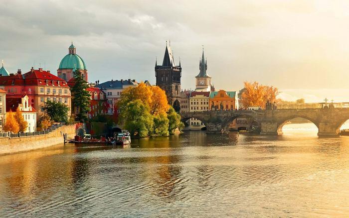 """Тур """"Вроцлав - Дрезден - Прага""""  от 265 руб/4 дня"""