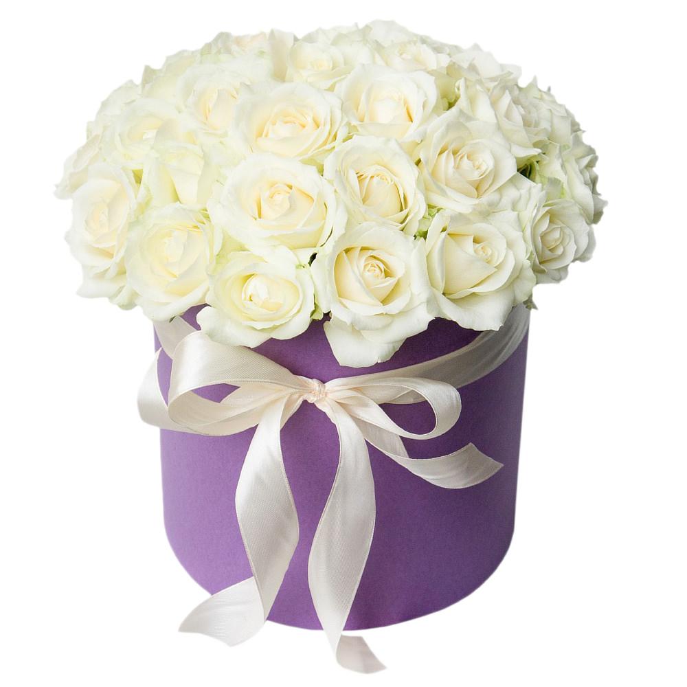 Розы, тюльпаны, хризантемы, орхидеи, цветы в коробках  от 1,20 руб, букеты невесты от 55 руб.