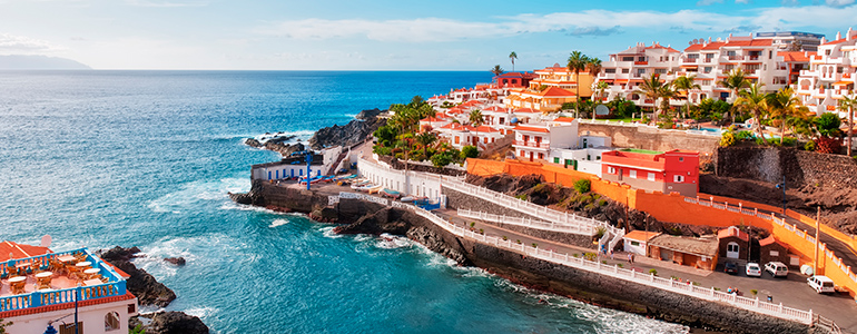 Экскурсионный тур в Испанию + 8 дней на море всего от 1 075 руб/14 дней