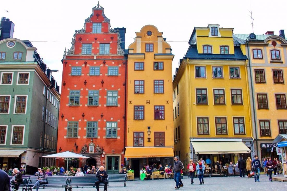 Балтийский вояж: Рига - Стокгольм - Хельсинки - Таллин от 517 руб/4 дня