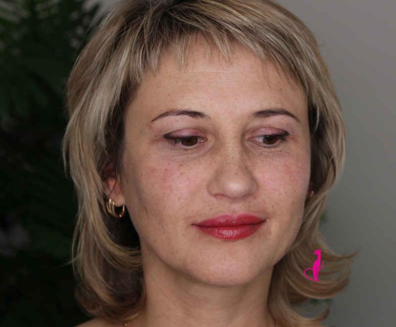 """Перманентный макияж, безлазерное удаление перманента от 25 руб. в нейл-студии """"Розовая Пантера"""""""