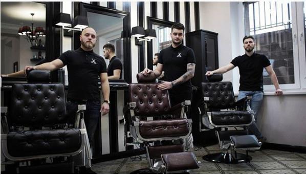 """Стрижка, моделирование и коррекция бороды, тонирование седины от 5 руб. в """"Бюро №1"""""""