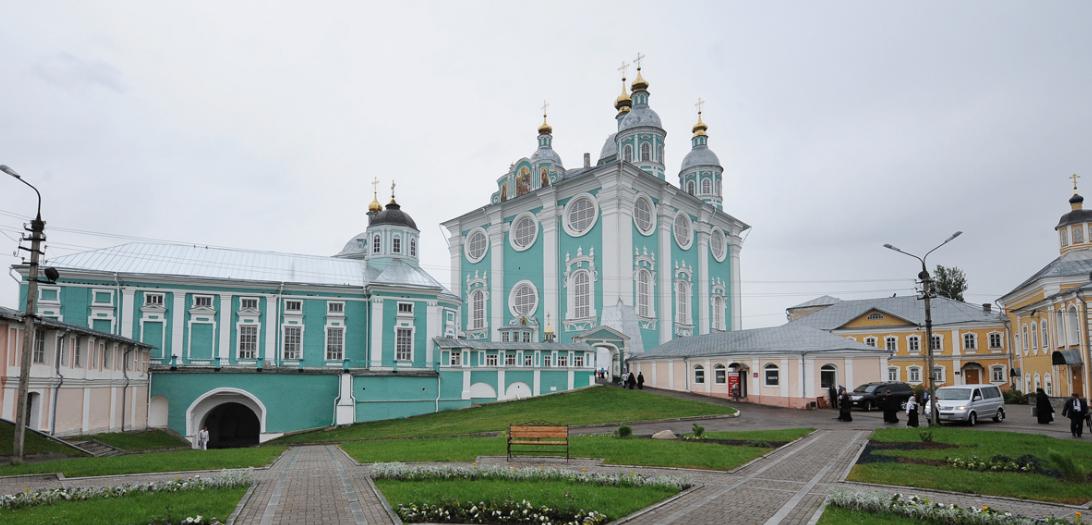 Тур в Смоленск всего за 40 руб/1 день