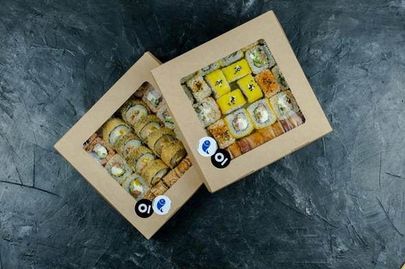 """Суши-сеты, роллы с доставкой от 9,90 руб/до 2040 г от """"TokiNY"""""""