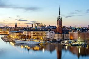 """Круиз """"Таллин - Хельсинки - Стокгольм - Хельсинки - Таллин"""" от 138 руб/5 дней. Каюты класса """"В""""!"""