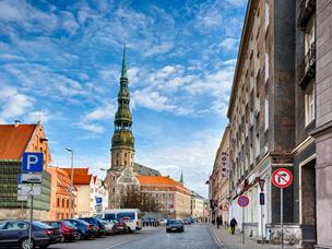"Комфорт-круиз ""Таллин - Стокгольм - Таллин - Рига - Вильнюс"" от 228 руб/5 дней + 1 ночь в Риге"