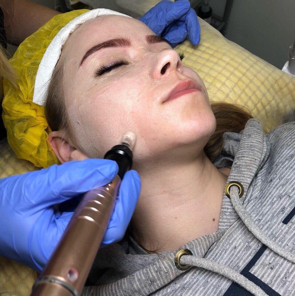 """Регенерация кожи, выравнивание тона лица """"BB Glow Skin"""" от 80 руб."""