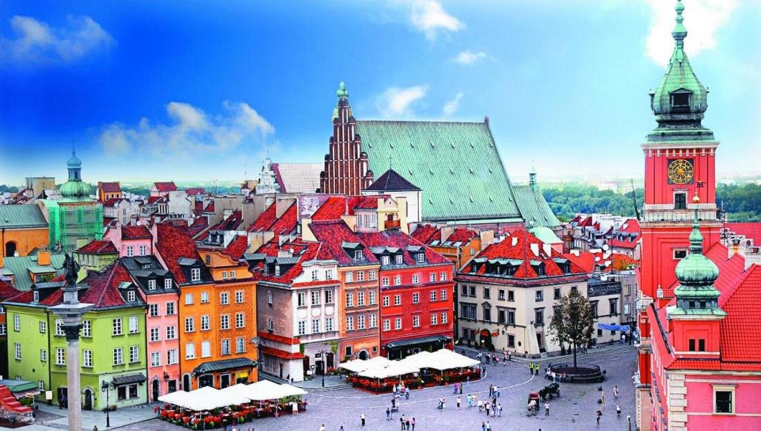 """Тур """"В Париж: Варшава-Берлин-Париж (2 дня)-Прага"""" от 310 руб/7 дней"""